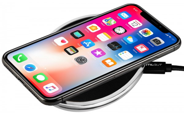 StilGut - Caricabatteria Wireless